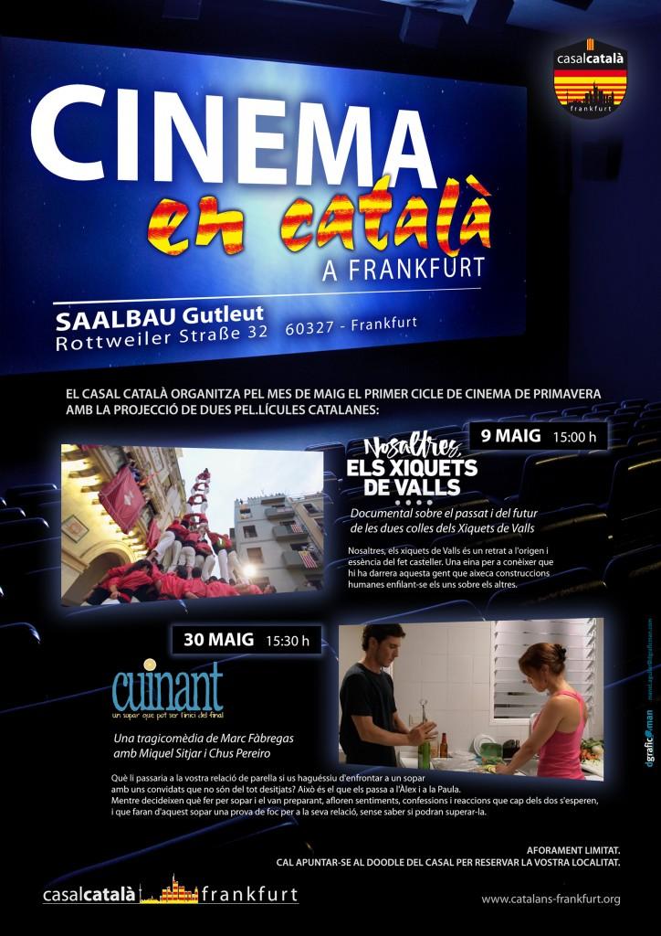 Cinema Catala Frankfurt
