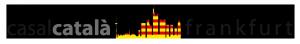 Logo CASAL CATALÀ FRANKFURT apaisat