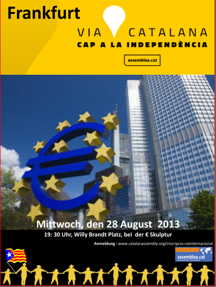 Via catalana cap a la independencia